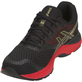 asics Gel-Pulse 10 Zapatillas running Hombre, black/rich gold